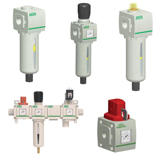 ASCO Air Preparation Equipment